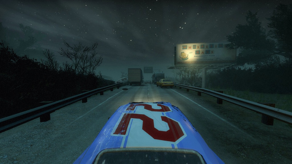Dark Carnival - The Highway