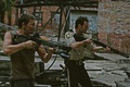 Daryl and Rick - the-walking-dead photo