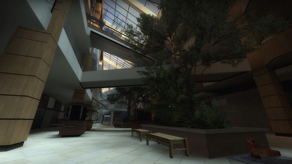 Dead Center - The Atrium