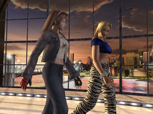 Dead or Alive 3 | Tina and Hitomi