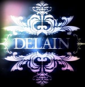 Delain Logo ícones