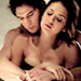 Delena ♡ - damon-and-elena icon