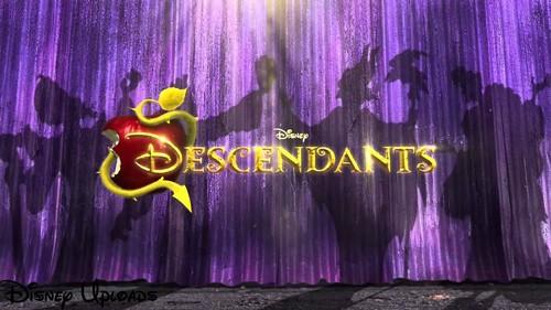 Descendants Hintergrund entitled Descendants