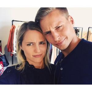 Dianna and Jason