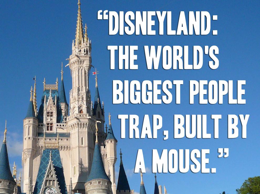 Disney Childhood-Destroying Revelations