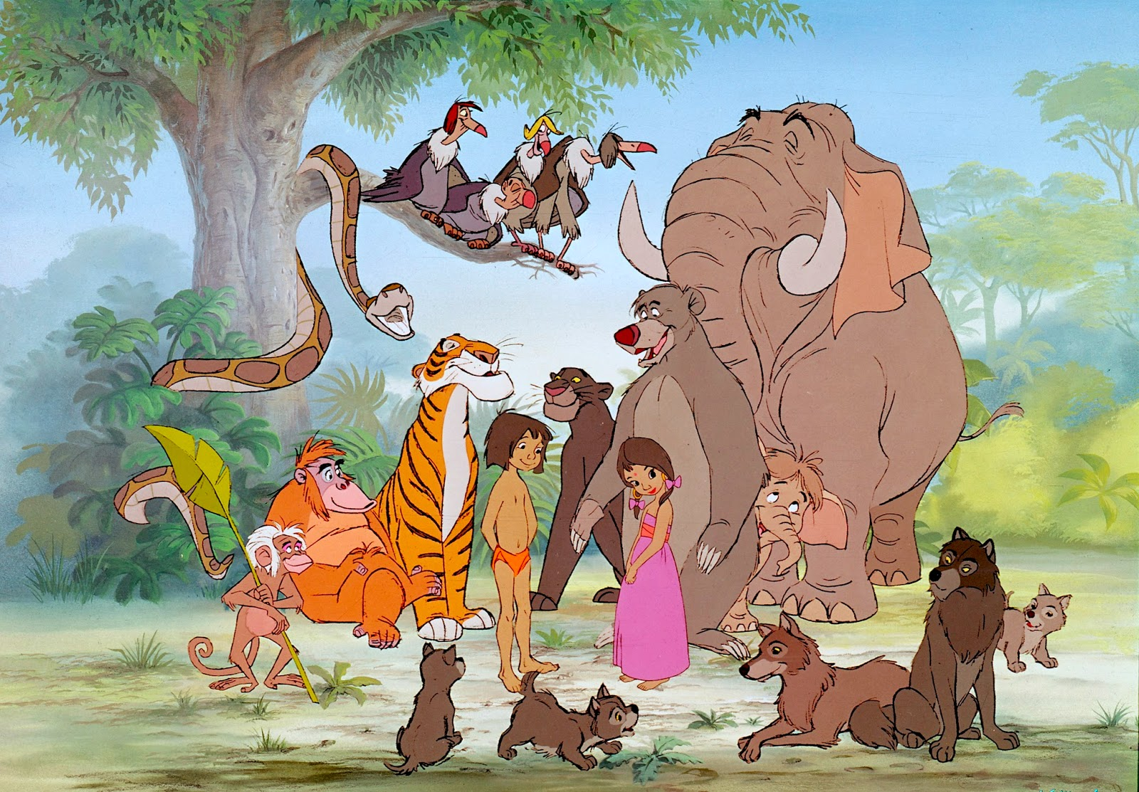 book report jungle book The jungle book by rudyard kipling searchable etext discuss with other readers.