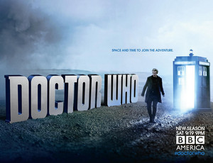 Doctor Who - Series 9 - New Poster