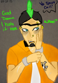 Duncan in Prison - total-drama-island fan art