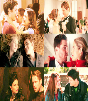 ELLABELLA; Tv couples♥