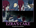 ERZA'S CAKE - fairy-tail photo
