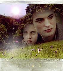 Edward and Bella peminat art