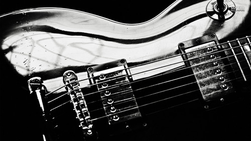 guitare electrique wallpaper