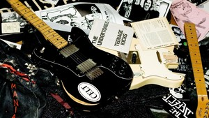 elektrische gitarre, e-gitarre