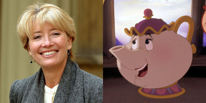 "Emma Thompson ""Mrs.Potts"""