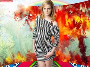 Emma Watson Movie wallpaper Instagram Hair belle (@ParisPic)