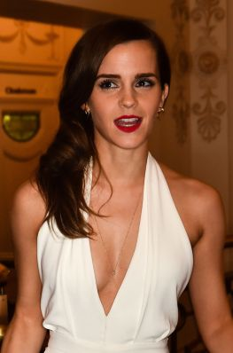Emma at British Fashion Awards