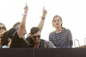Emma at Taylor pantas, swift konsert