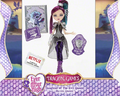 Ever After High Dragon Games Raven Queen doll - ever-after-high photo