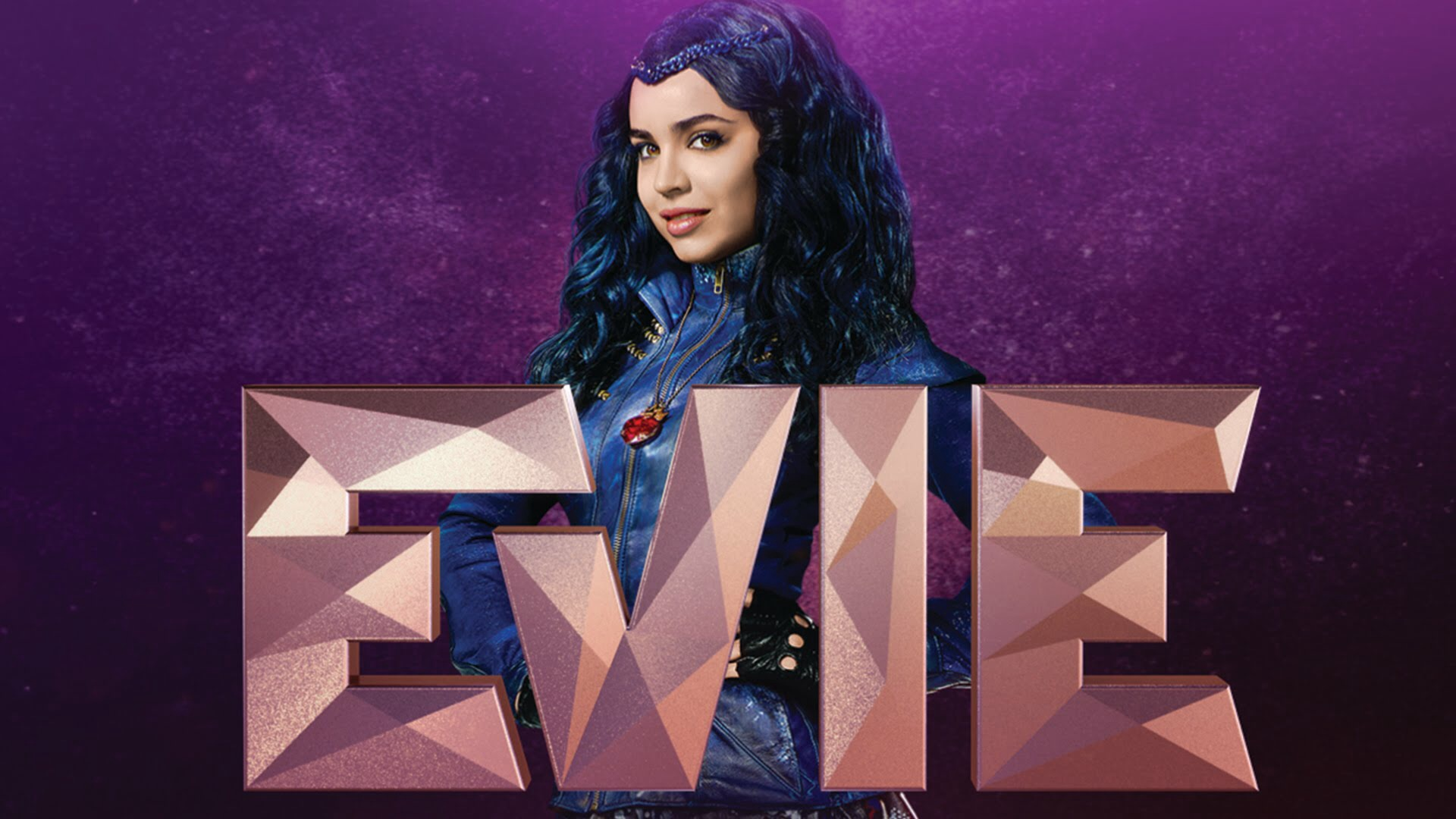 descendants images evie hd wallpaper and background photos