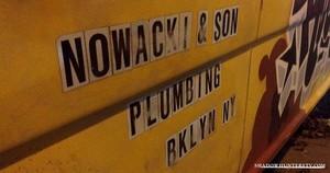 Exclusive look at Simon's Yellow transporter, van