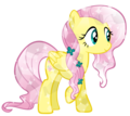 Fanmade Fluttershy Crystal Pony - fluttershy photo