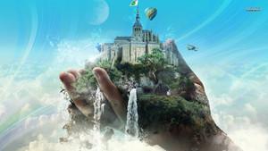 Fantasy قلعہ
