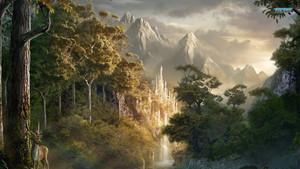 fantasy castello