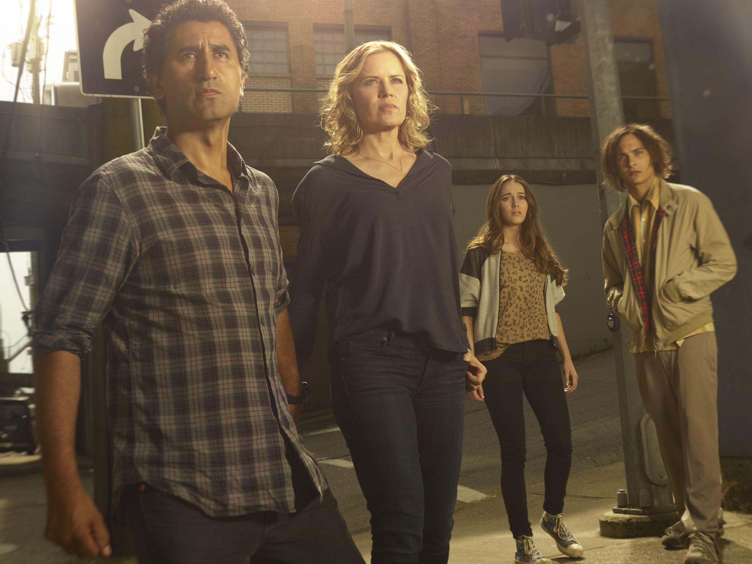 Season walking 1 cast dead 'The Walking