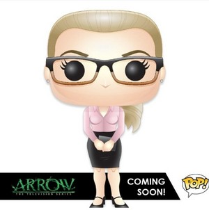 Felicity Pop! Coming soon