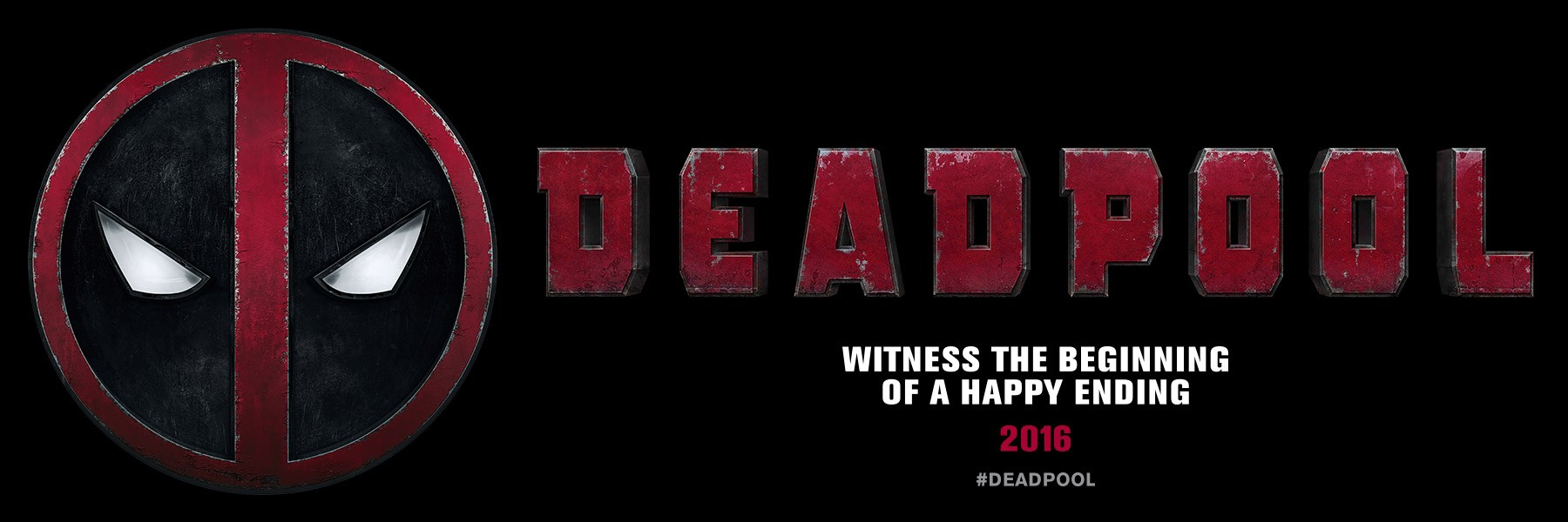 First Official 'Deadpool' (2016) Promotional Banner