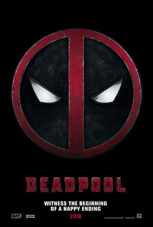 First Official 'Deadpool' (2016) Promotional Poster