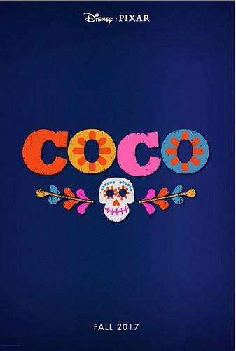Pixar fond d'écran titled First Poster of Disney Pixar Coco
