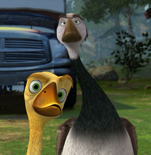 Fowl?