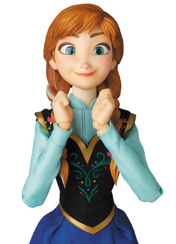 Frozen پیپر وال called Frozen - Anna Figurine