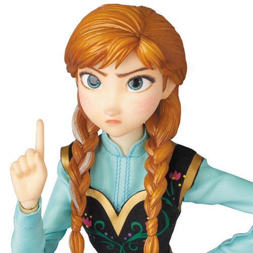 Frozen achtergrond titled Frozen - Anna Figurine