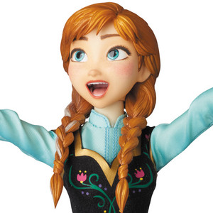 La Reine des Neiges - Anna Figurine
