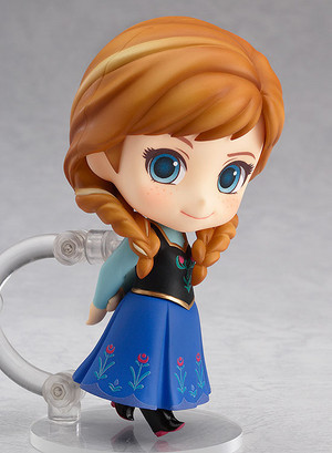 Frozen - Uma Aventura Congelante - Anna Nendoroid Figure