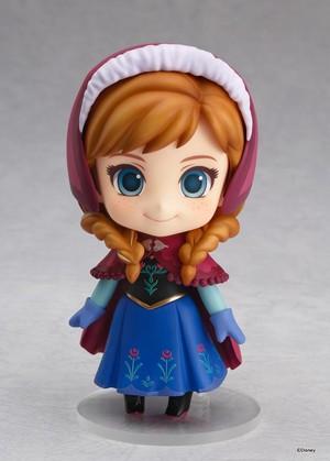La Reine des Neiges - Anna Nendoroid Figure