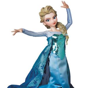 Frozen - Uma Aventura Congelante - Elsa Figurine