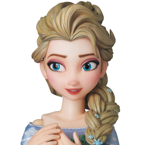 Frozen پیپر وال entitled Frozen - Elsa Figurine