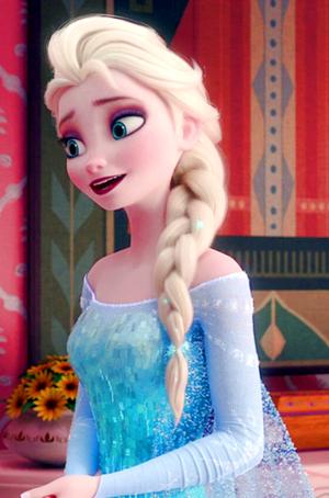 アナと雪の女王 Fever Elsa Phone 壁紙