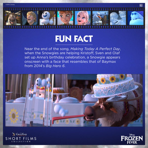 Frozen Fever Fun Fact