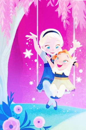 Frozen - Uma Aventura Congelante Phone wallpaper