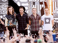 one-direction - GMA Summer Concert Series wallpaper