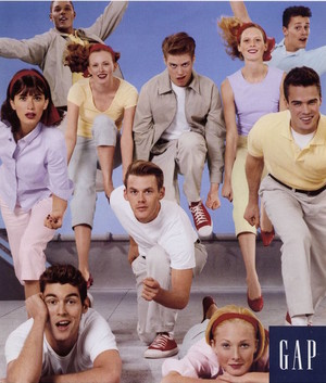 Gap Crazy Cool 2000