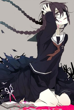 Genocider Syo // Dangan Ronpa