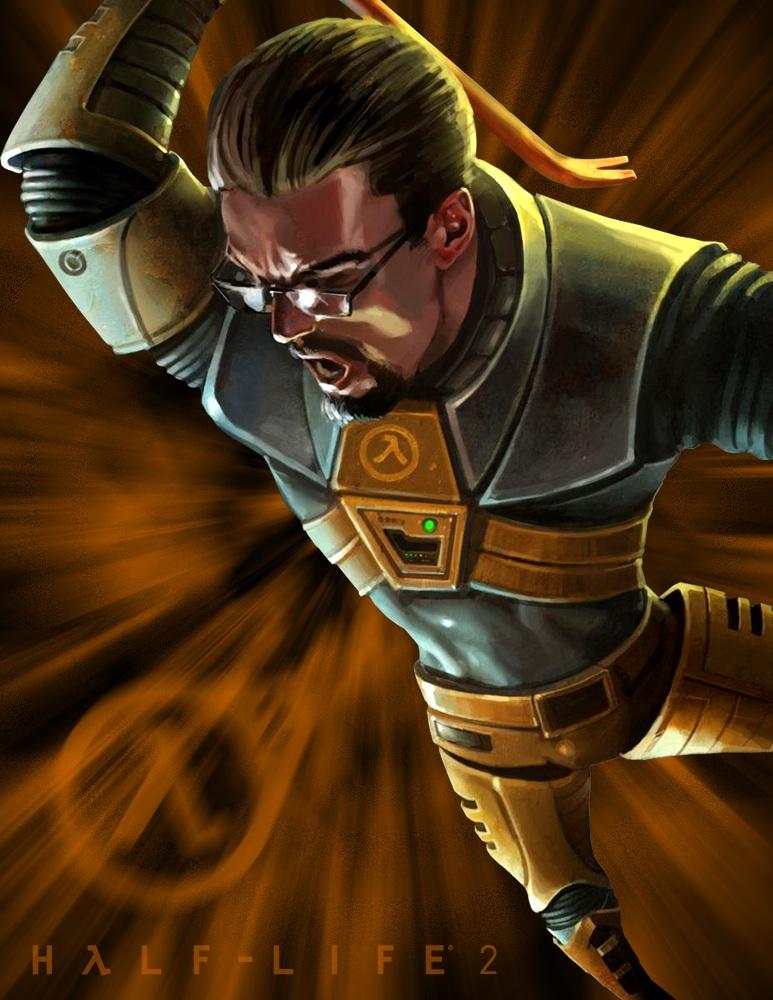 Gordon Freeman Half Life Fan Art 38777007 Fanpop