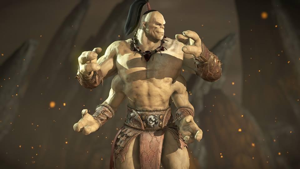 Goro: Mortal Kombat X - Video Games Photo (38786203) - Fanpop