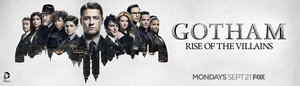 Gotham - Season 2 Banner