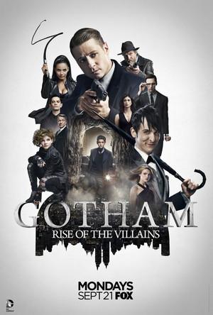 Gotham - Season 2 Poster